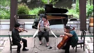 BACH, J.S.: Goldberg Variations (arr. D. Sitkovetsky for string trio)