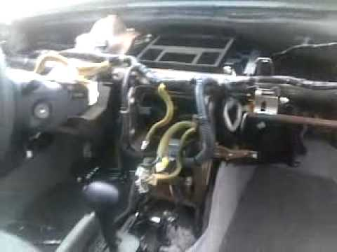 2003 Mitsubishi Galant Condenser Core And Heater Youtube