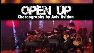 Open UP - Gallant   Choreography by Aviv Avidan   Urban Place Studio   UP CREW
