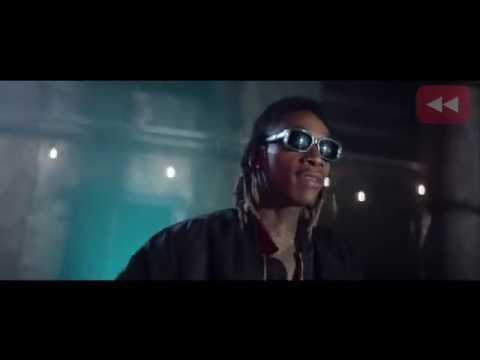 Sucker for Pain - Lil Wayne, Wiz Khalifa & Imagine Dragons - Reverse&Fast