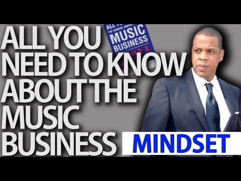 All You Need To Know About The Music Business: 2019 Industry Mindset