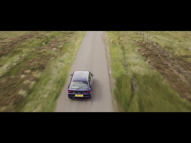 Renault Clio Williams Short Film.