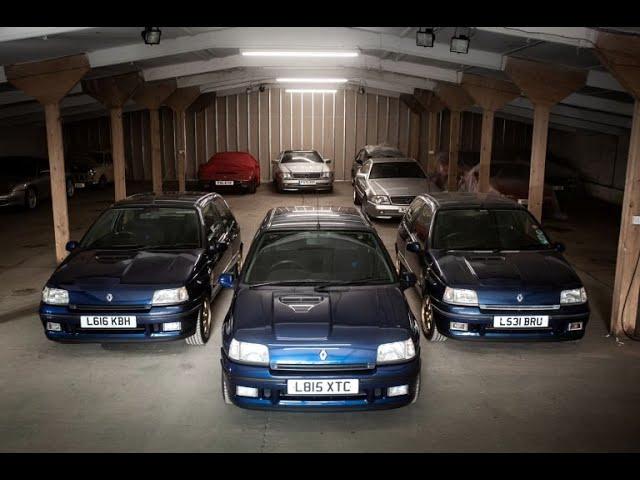 Renault Clio Williams Short Film.