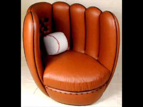 Superbe Baseball Glove Chair