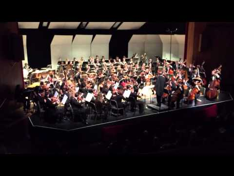 VCU & GSA Symphony Orchestras - music from Star Wars