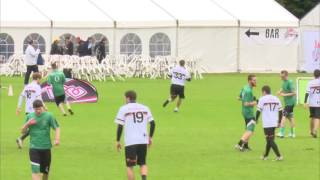 WUGC 2016 - Germany vs Ireland Men's