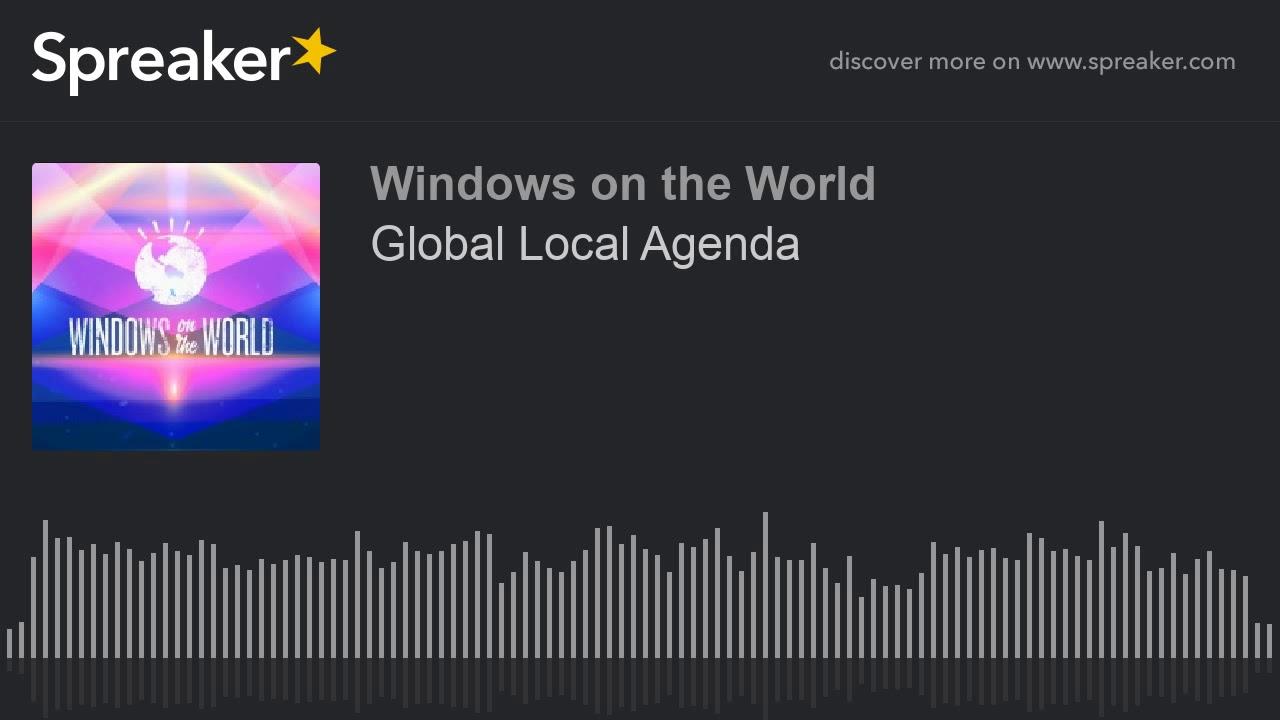 Global Local Agenda thumbnail