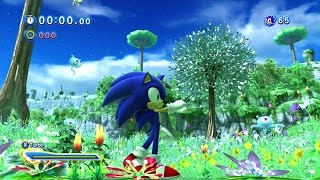 Vídeo Sonic Generations