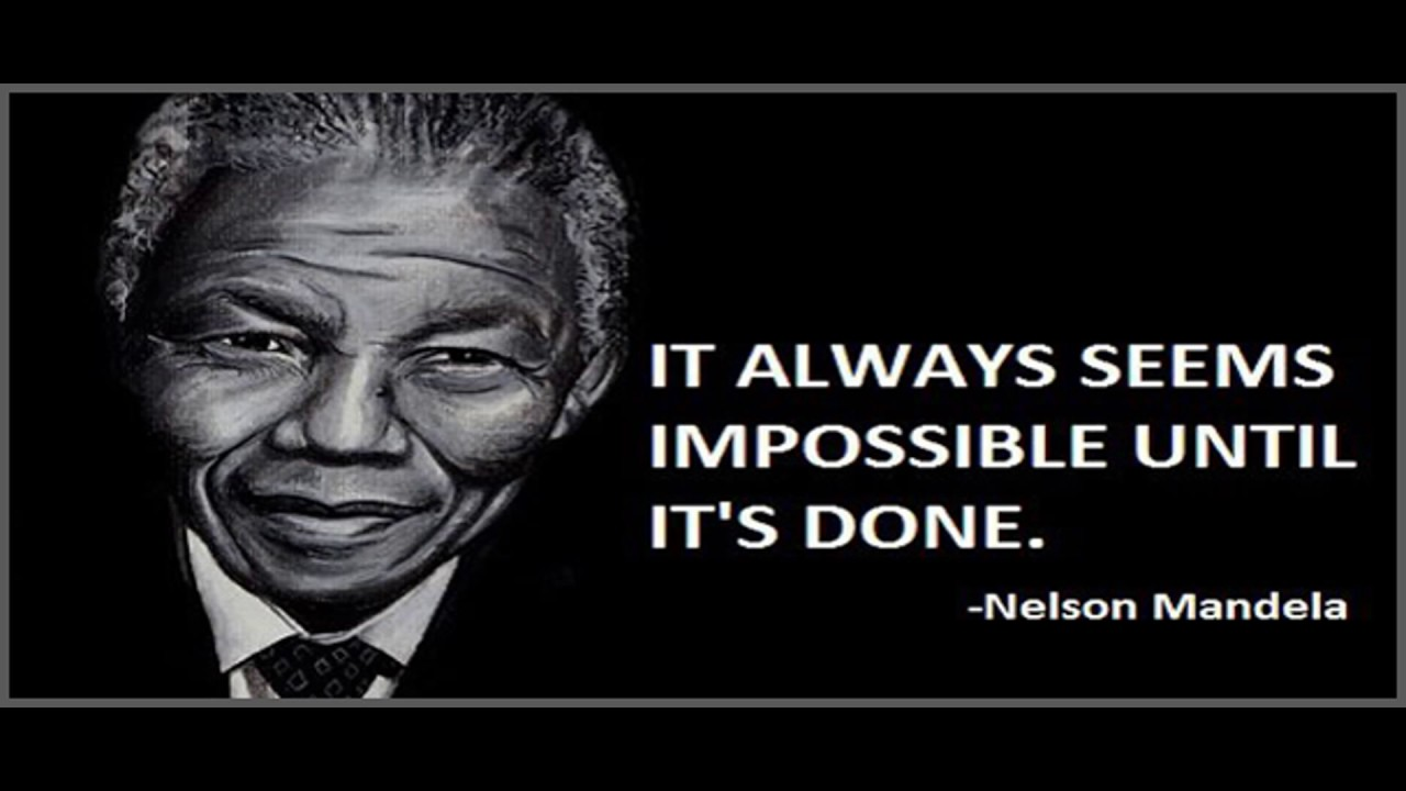 Quotes From Nelson Mandela Nelson Mandela Best Quotes Biography