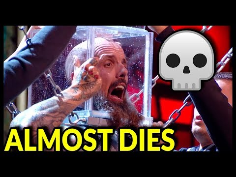 """Top 10 """"Oops... Acts Go WRONG"""" On Got Talent World 2018"""