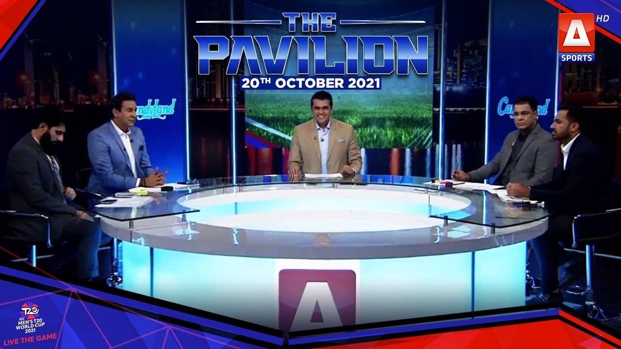 Download The Pavilion | Fakhr-e-Alam | Pre-Match | 20th Oct 2021 | @A Sports