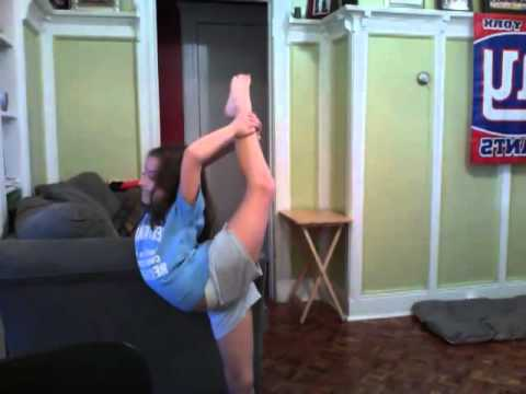 how to do a needle in dance