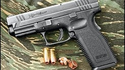 Springfield Armory XD 45 ACP Review Part 2