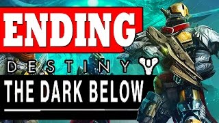 Destiny The Dark Below Expansion 1 ENDING Campaign Final BOSS CROTA'S SOUL [HD] PS4 XBOX