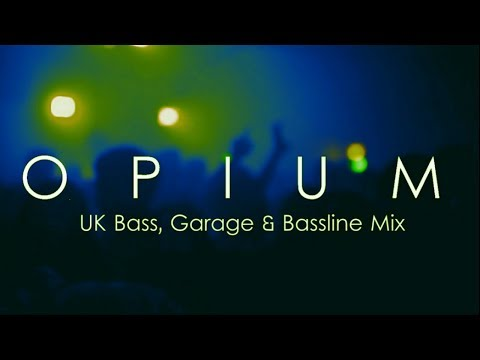 UK Bass & Bassline Mix - AUGUST 2017
