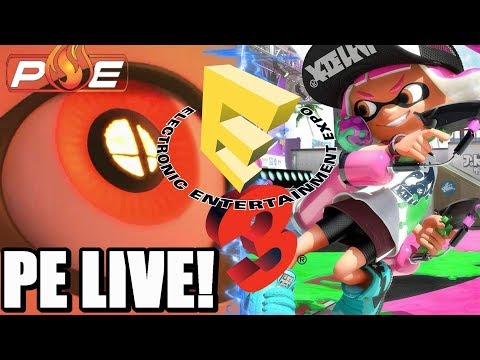 Nintendo's BIG E3 2018 Plans! Paid Online Info Coming Early May, Q&A + MORE!   PE LIVE!