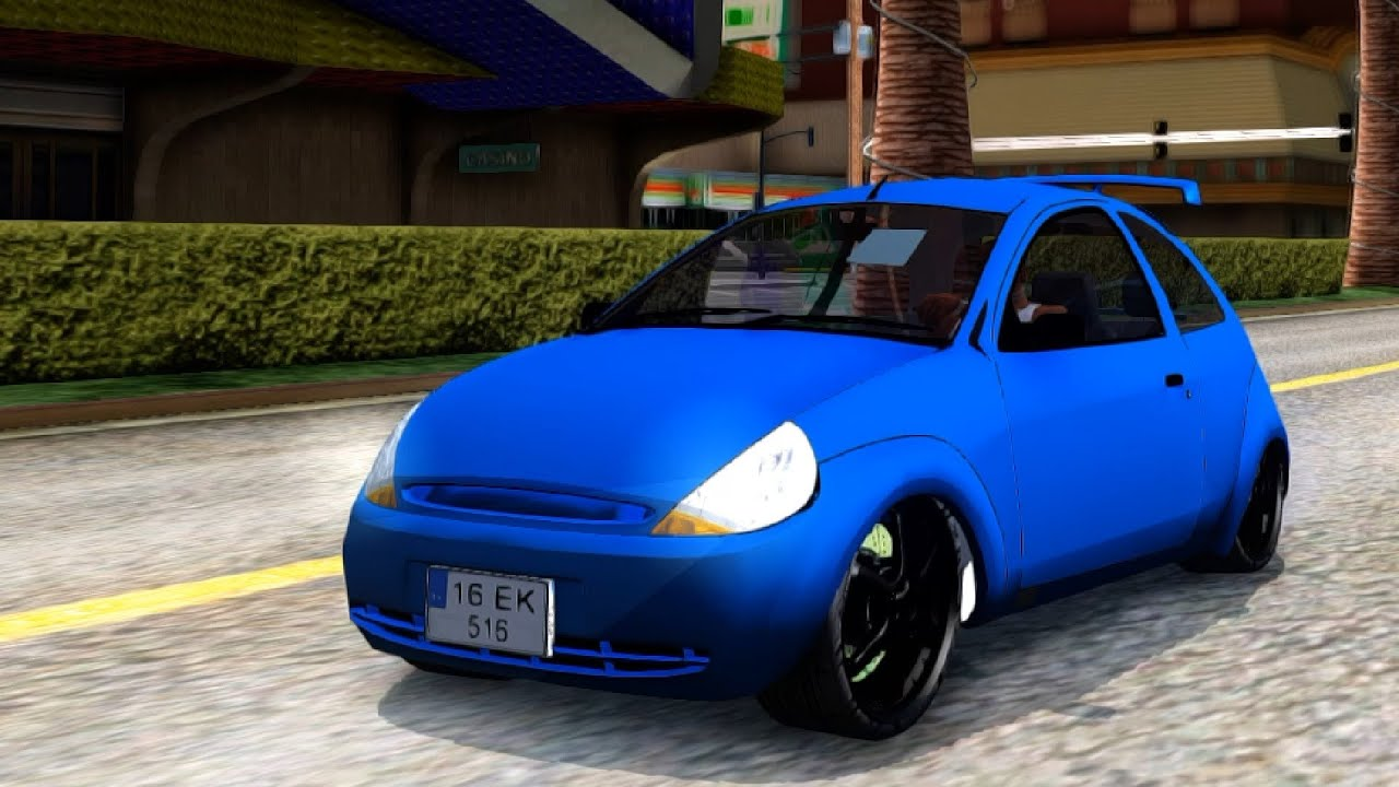 1998 ford ka tuning gta san andreas youtube. Black Bedroom Furniture Sets. Home Design Ideas