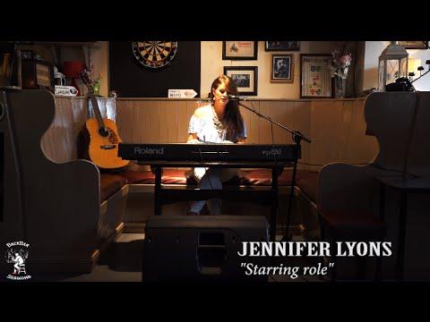 Backbar Sessions - Jennifer Lyons - P.J Byrne's