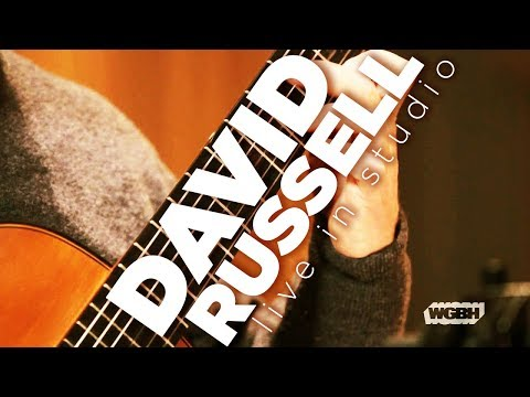 WGBH Music: David Russell - Una Limosna por el Amor de Dios