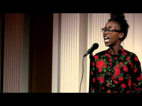 "Individual World Poetry Slam Finals 2015 - FreeQuency ""Dear White People"""