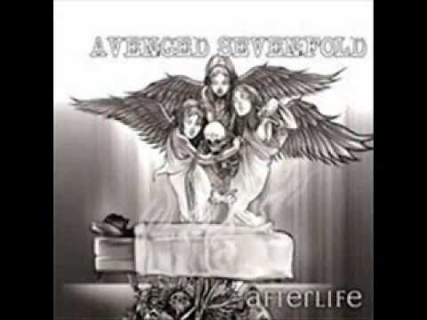 Avenged sevenfold - afterlife - guitar and drum track