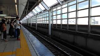 【ついこの間引退した車両】東京メトロ日比谷線03系到着(北千住駅にて)