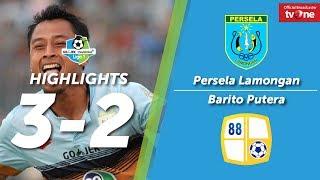 Download Video Persela Lamongan vs Barito Putera: 3-2 All Goals & Highlights MP3 3GP MP4