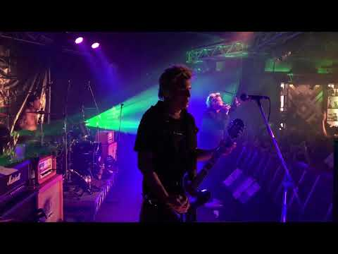 """Unwritten Law - Black Album Tour """"Black Album"""" (Perth) 20 February 2018"""