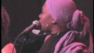 India.Arie live at Anthology in San Diego