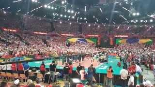 Download Video Highlights FIVB World Championship Final Volleyball 2014 Poland vs Brazil MP3 3GP MP4