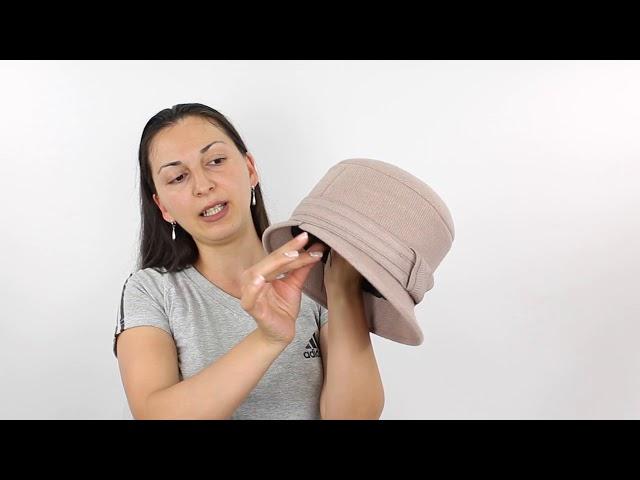 Шляпа, Остин Бежевая