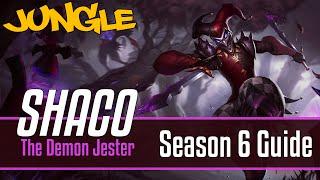 League of Legends Shaco Guide | Season 6 | Patch 6.17