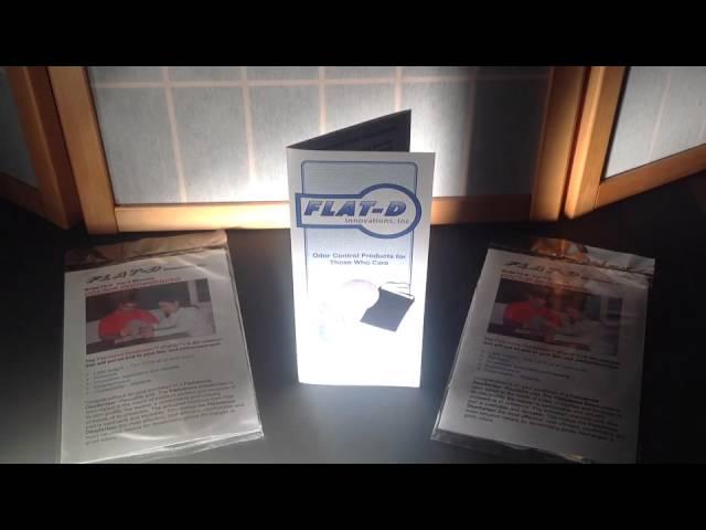 Flat-D Flatulence Deodorizer infomercial