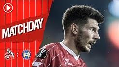 Matchday: 1. FC Köln - BATE Borisov