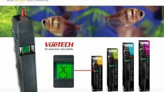 Fluval E - нагреватель для аквариума