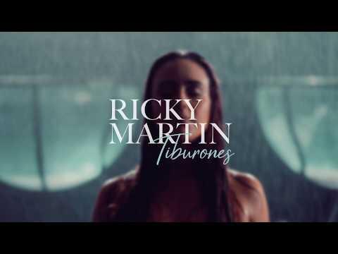 Ricky Martin - Tiburones (Dance Video)