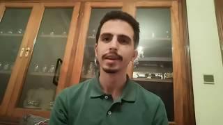Mounir Abjiou – Kandidato por la Estraro de TEJO 2019-2020