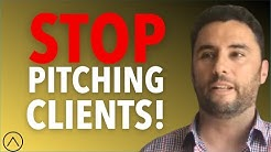 Stop Pitching Clients | Joe Soto, Local Consulting Academy