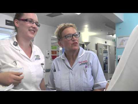 Ruth Masterson - Senior Staff Nurse Chesterfield Royal Hospital NHS Foundation Trust