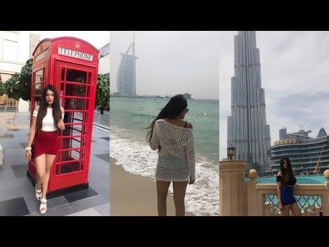 DUBAI TRAVEL VLOG | Tanisha Aggarwal