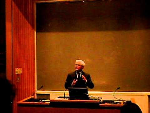 Joseph Cirincione Speaks at NC State University (1 of 2)