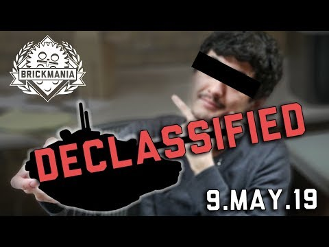 Brickmania Declassified - Week 20 Kit Reveal - YouTube