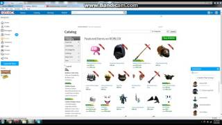 Getting BFG Dream Horn Gear On Roblox For Free