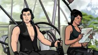 Archer on Airboats