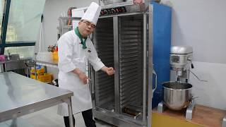 발효실(발효기)의 조건 및 올바른 사용법