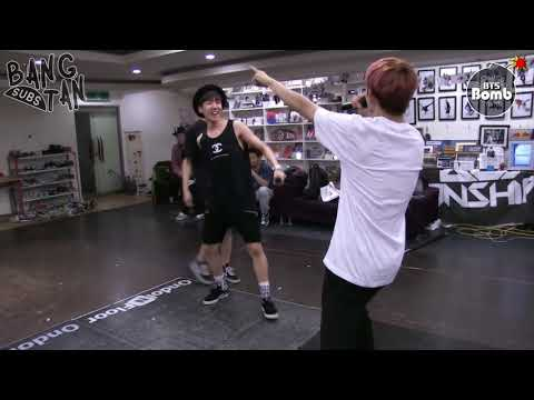 [ENG] 131122 [BANGTAN BOMB] Attack on BTS at dance practice