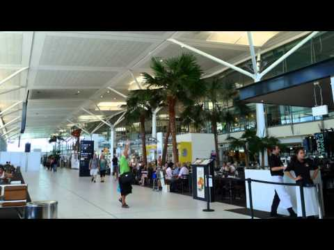 Transit Brisbane Airport Australia 01