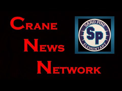 Crane News Network for Tuesday, March 12th, 2019