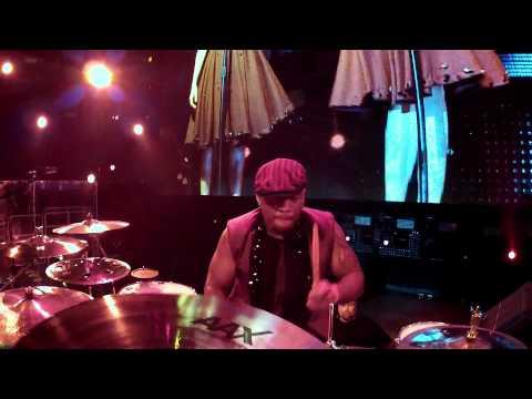 Lester Estelle Drum Cam Kelly Clarkson