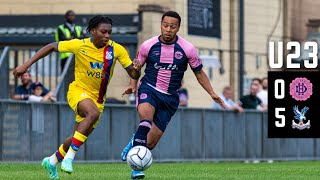 Dulwich Hamlet 0-5 Crystal Palace | U23 Match Highlights